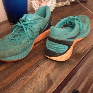 Nike lunar glide men's shoes